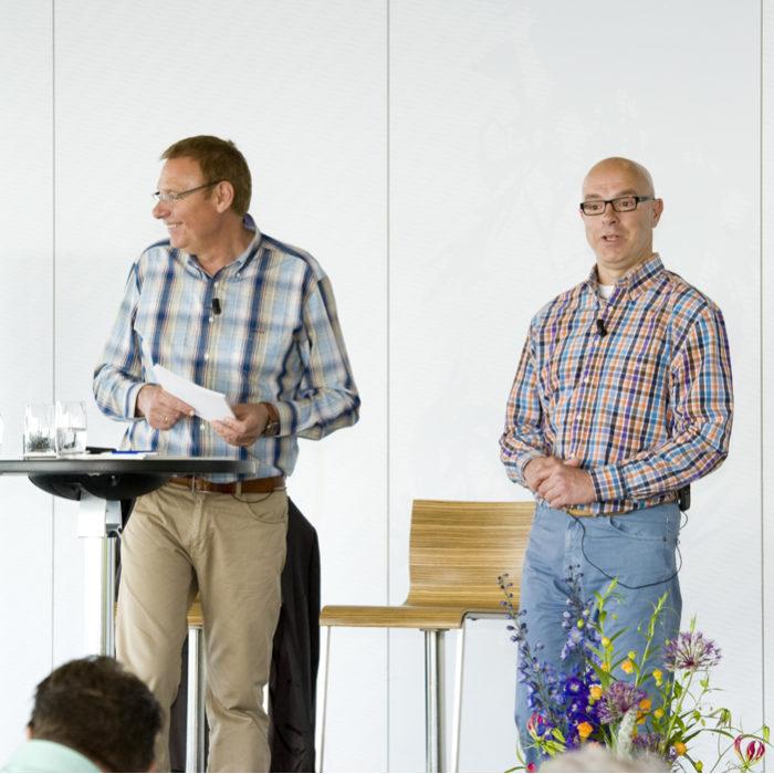 Jan de Hoop & Coen Lievaart